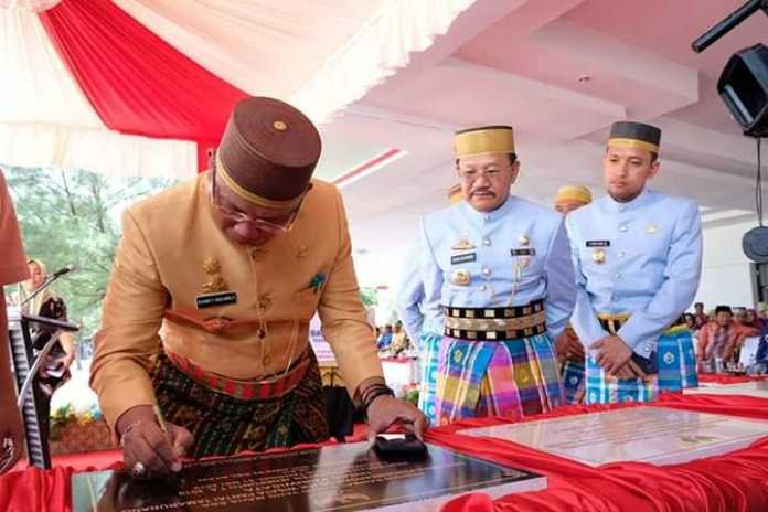 Acara HUT ke-156 Jeneponto, Gubernur Sulsel Beri Kado Rp 44 Miliar