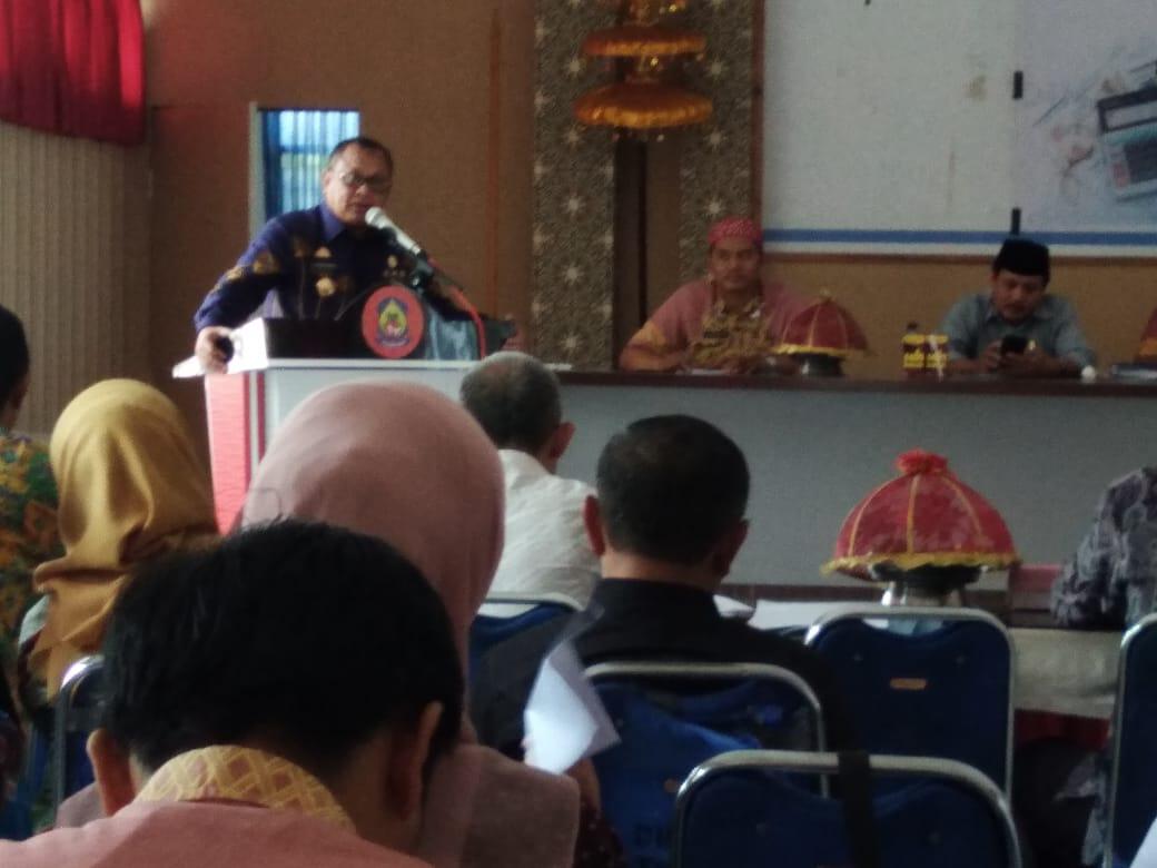 Pra Musrenbang Kab. Jeneponto (21/03/2019)