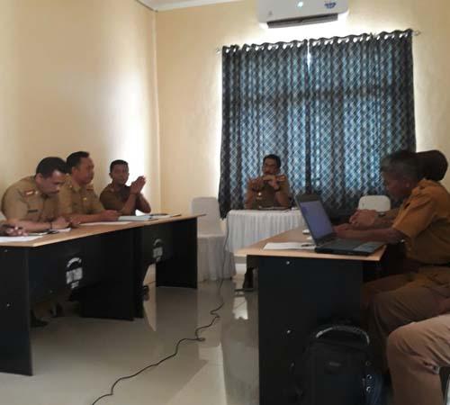 Rapat Diskominfo, membahas kebijakan strategis untuk kemajuan daerah